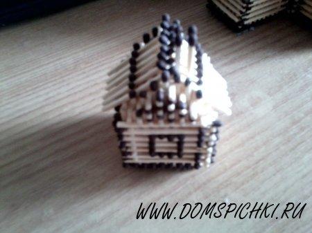 2 домика и строение