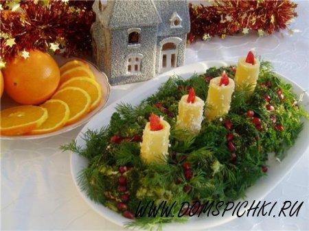 Вкусные поделки, украсят любой праздник
