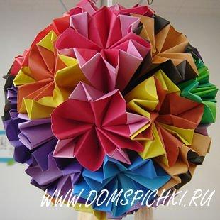 Поделки в технике Оригами