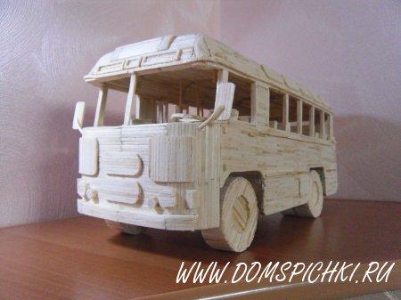 ПАЗ 672 сделано в СССР