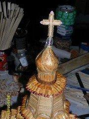 крест успенской церкви