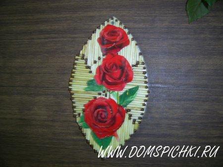 """Картинки """"Розы на спичках"""""""