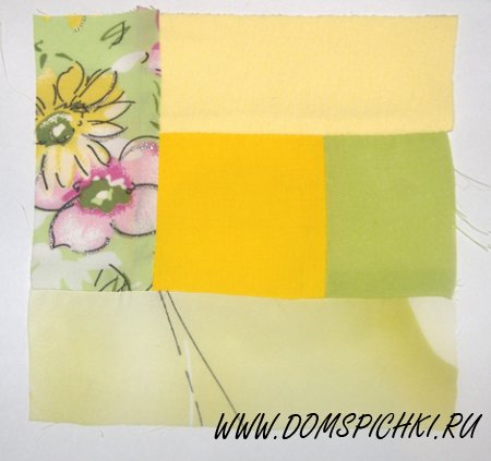 Декоративная подушка – просто, но красиво