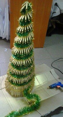 Новая елка каждый год