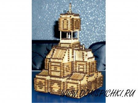 Обновлённая церковь