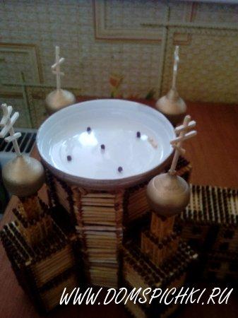 Храм 5 куполов