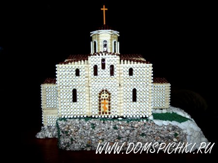 Храм на обрыве