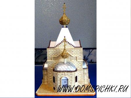 Церковь святой варвары (второй вариант)