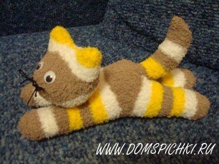 Озорные котята из носков