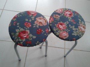 Оригинальные чехлы для табуретов