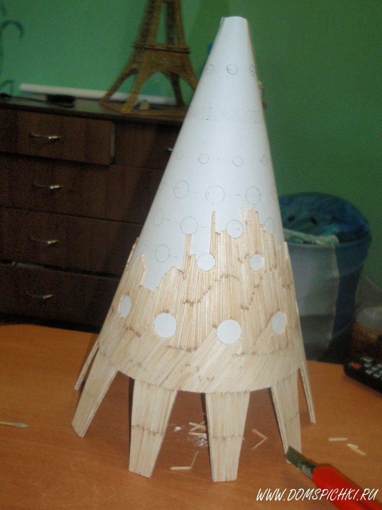 Башня из бумаги своими руками 3 класс