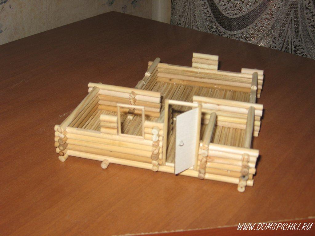 создать макет дома - фото 10