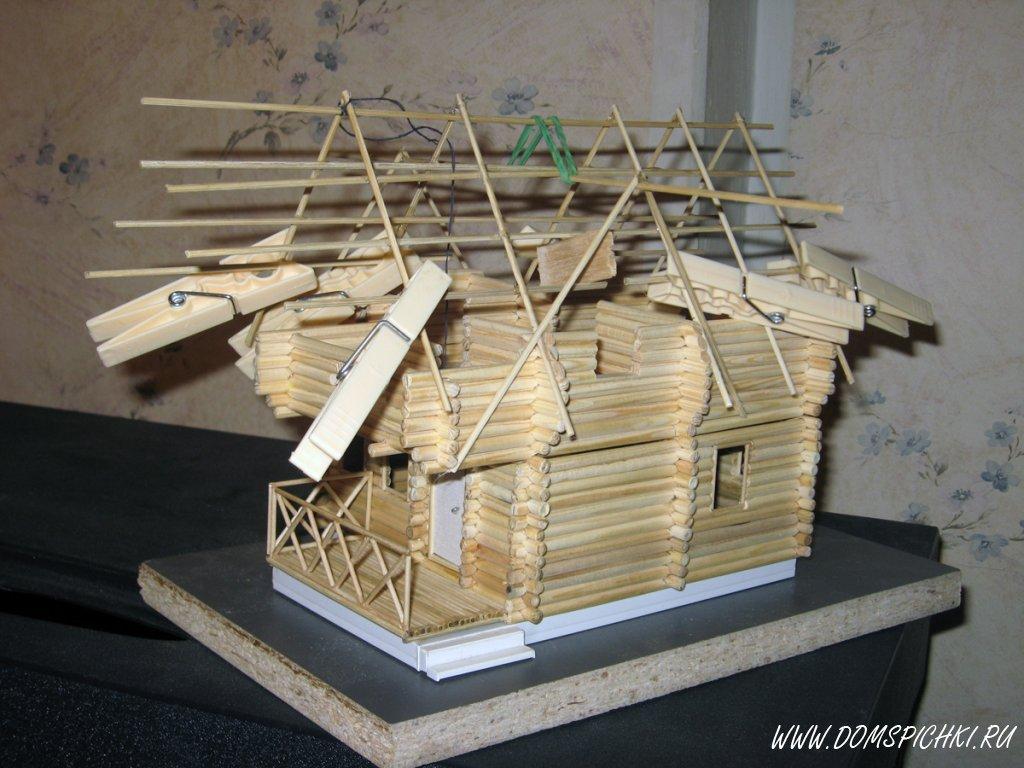 Что можно сделать из бамбуковых палочек своими руками